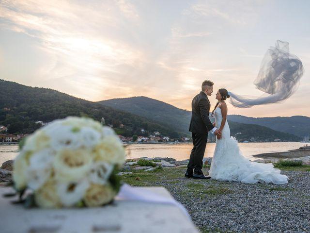 Il matrimonio di Davide e Roberta a Carrara, Massa Carrara 52