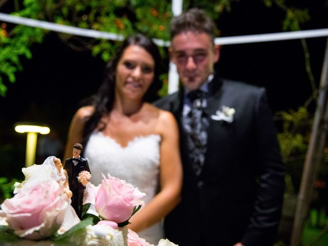 Il matrimonio di Davide e Roberta a Carrara, Massa Carrara 63