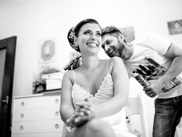 Il matrimonio di Nicola e Rosa a Sorrento, Napoli 2