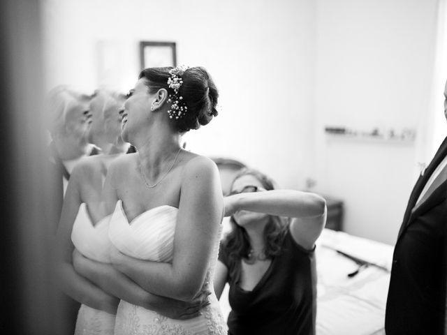 Il matrimonio di Nicola e Rosa a Sorrento, Napoli 10