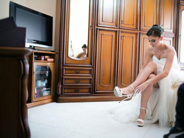 Il matrimonio di Nicola e Rosa a Sorrento, Napoli 12