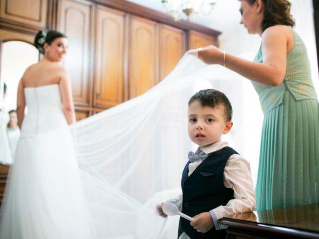 Il matrimonio di Nicola e Rosa a Sorrento, Napoli 13