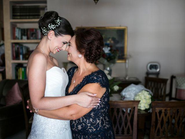 Il matrimonio di Nicola e Rosa a Sorrento, Napoli 15