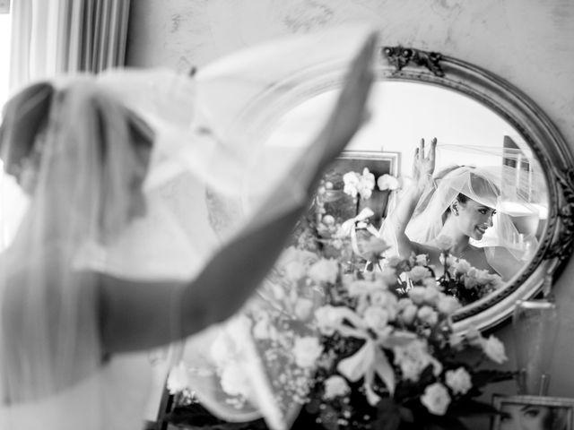 Il matrimonio di Nicola e Rosa a Sorrento, Napoli 17