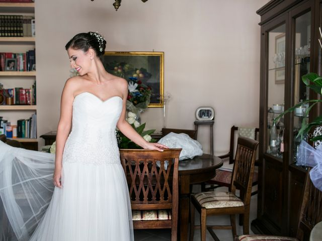 Il matrimonio di Nicola e Rosa a Sorrento, Napoli 21