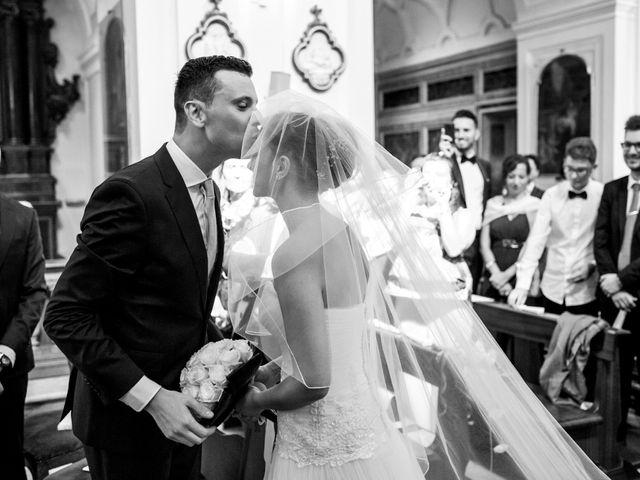 Il matrimonio di Nicola e Rosa a Sorrento, Napoli 24
