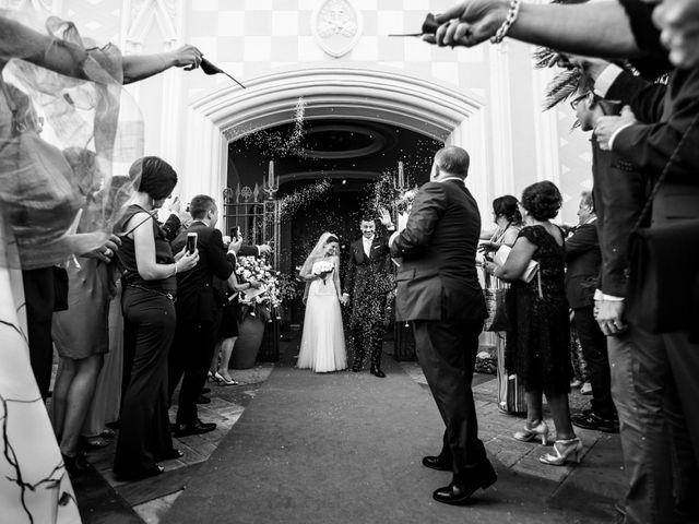 Il matrimonio di Nicola e Rosa a Sorrento, Napoli 31