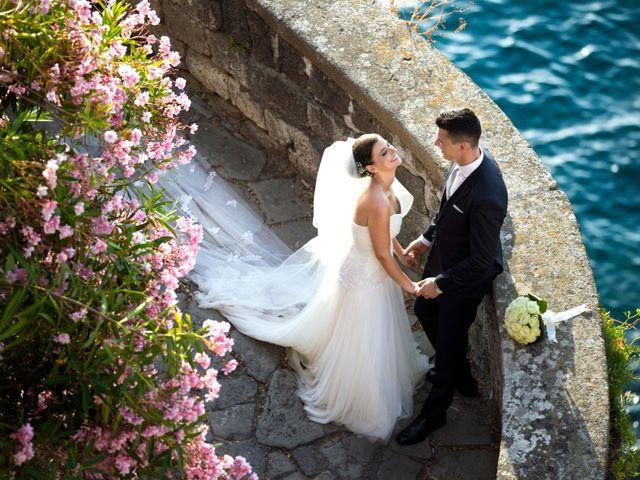 Il matrimonio di Nicola e Rosa a Sorrento, Napoli 37