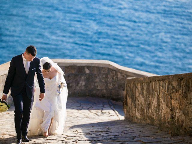 Il matrimonio di Nicola e Rosa a Sorrento, Napoli 38