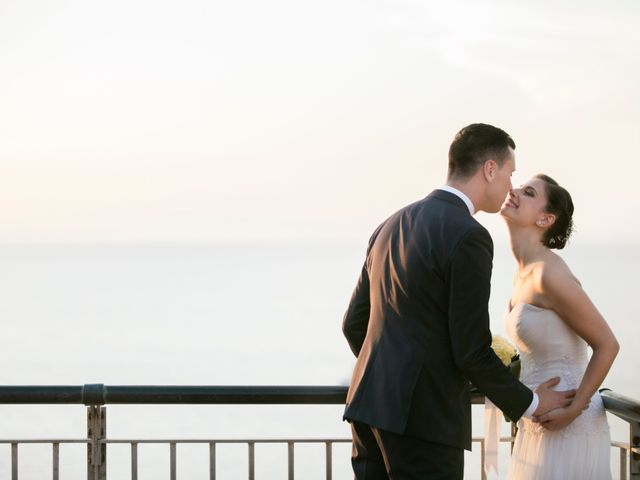 Il matrimonio di Nicola e Rosa a Sorrento, Napoli 39