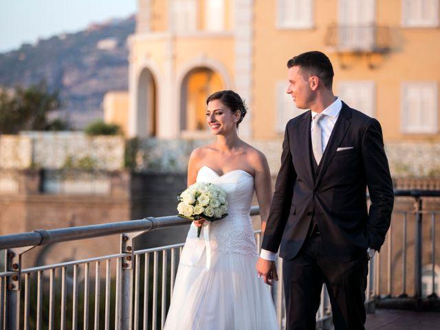 Il matrimonio di Nicola e Rosa a Sorrento, Napoli 40
