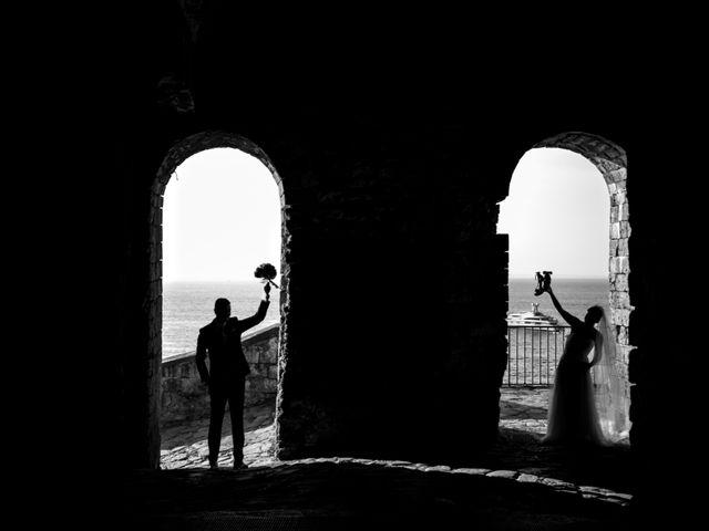 Il matrimonio di Nicola e Rosa a Sorrento, Napoli 46