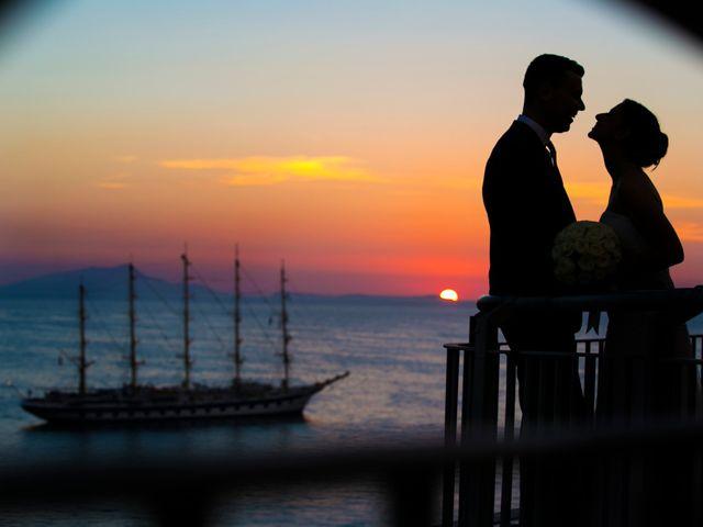 Il matrimonio di Nicola e Rosa a Sorrento, Napoli 49