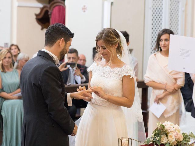 Il matrimonio di Walter e Martina a Piacenza, Piacenza 34