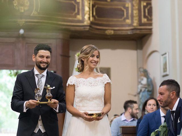 Il matrimonio di Walter e Martina a Piacenza, Piacenza 35