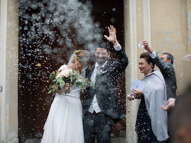 Il matrimonio di Walter e Martina a Piacenza, Piacenza 36