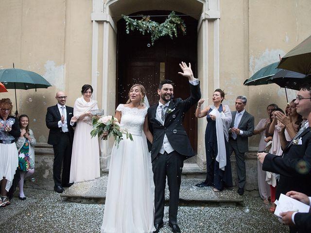 Il matrimonio di Walter e Martina a Piacenza, Piacenza 37
