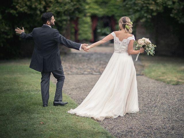 Il matrimonio di Walter e Martina a Piacenza, Piacenza 45