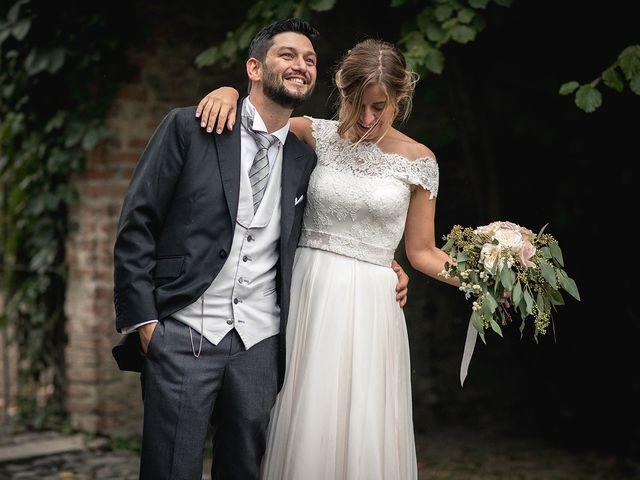Il matrimonio di Walter e Martina a Piacenza, Piacenza 46