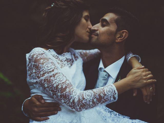 le nozze di Mariya e Concetto
