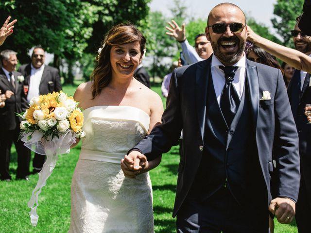 Le nozze di Lorena e Michele