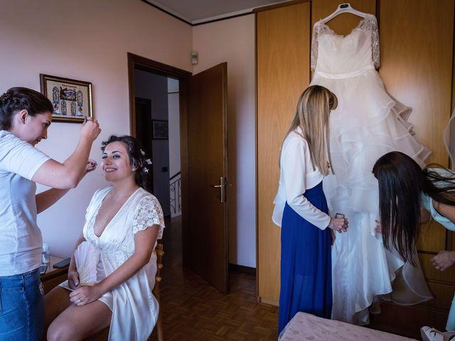 Il matrimonio di Stefano e Claudia a Besozzo, Varese 14
