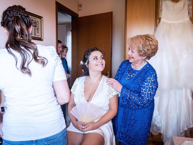 Il matrimonio di Stefano e Claudia a Besozzo, Varese 15