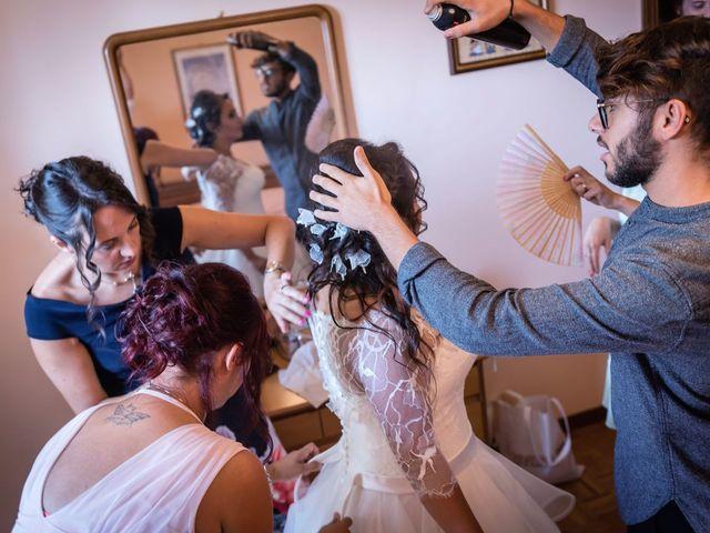 Il matrimonio di Stefano e Claudia a Besozzo, Varese 20