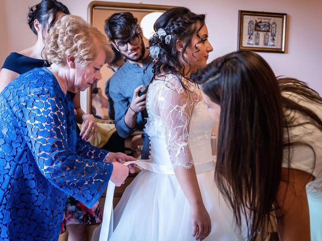 Il matrimonio di Stefano e Claudia a Besozzo, Varese 21