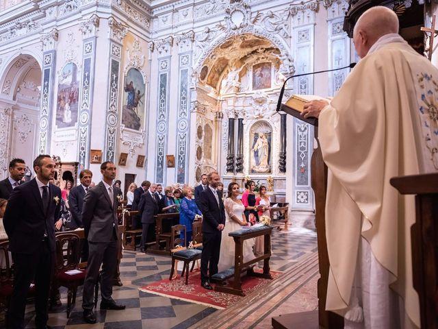 Il matrimonio di Stefano e Claudia a Besozzo, Varese 33