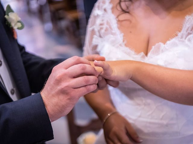 Il matrimonio di Stefano e Claudia a Besozzo, Varese 38