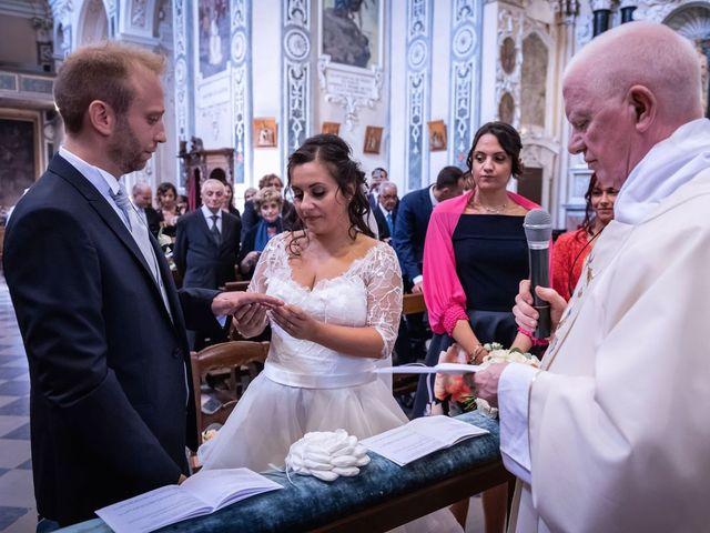 Il matrimonio di Stefano e Claudia a Besozzo, Varese 40
