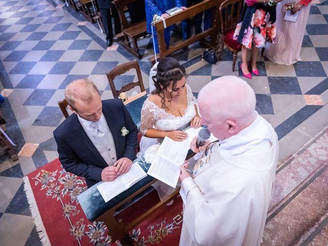 Il matrimonio di Stefano e Claudia a Besozzo, Varese 41