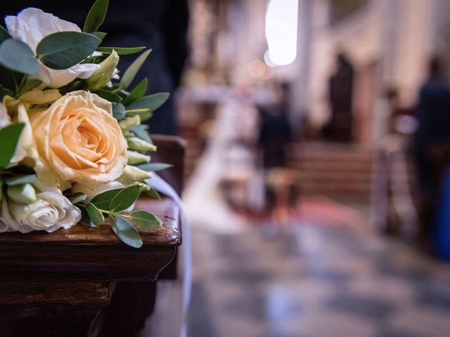 Il matrimonio di Stefano e Claudia a Besozzo, Varese 42