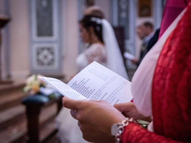 Il matrimonio di Stefano e Claudia a Besozzo, Varese 44