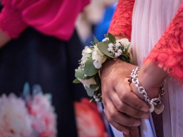 Il matrimonio di Stefano e Claudia a Besozzo, Varese 45