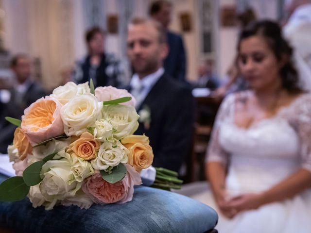 Il matrimonio di Stefano e Claudia a Besozzo, Varese 46