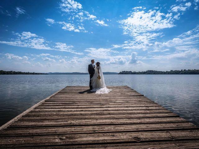 Il matrimonio di Stefano e Claudia a Besozzo, Varese 58