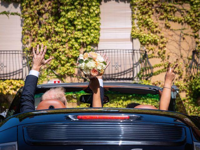 Il matrimonio di Stefano e Claudia a Besozzo, Varese 60