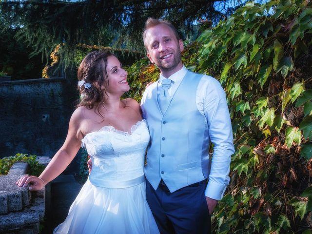 Il matrimonio di Stefano e Claudia a Besozzo, Varese 73