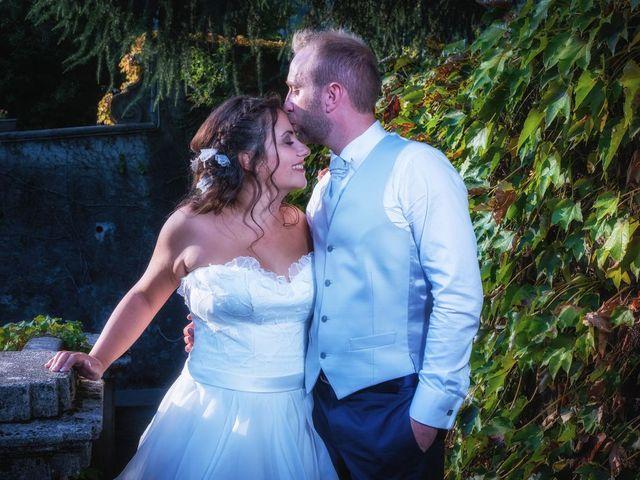 Il matrimonio di Stefano e Claudia a Besozzo, Varese 74