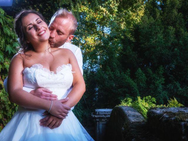 Il matrimonio di Stefano e Claudia a Besozzo, Varese 75