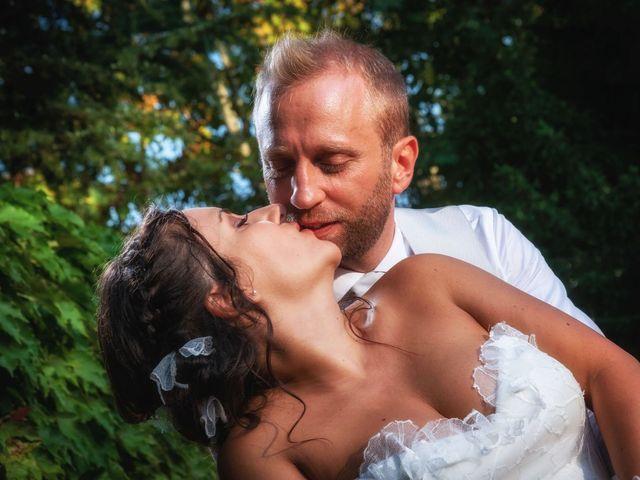 Il matrimonio di Stefano e Claudia a Besozzo, Varese 76