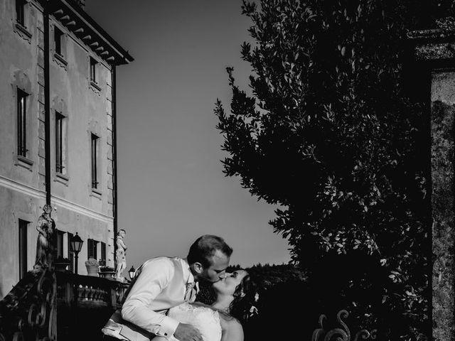 Il matrimonio di Stefano e Claudia a Besozzo, Varese 78