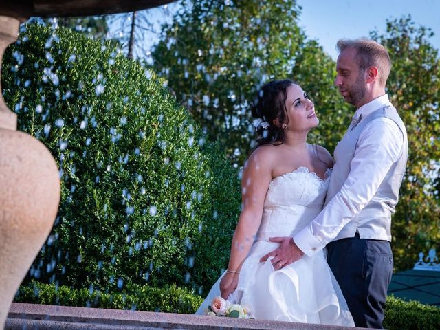 Il matrimonio di Stefano e Claudia a Besozzo, Varese 82