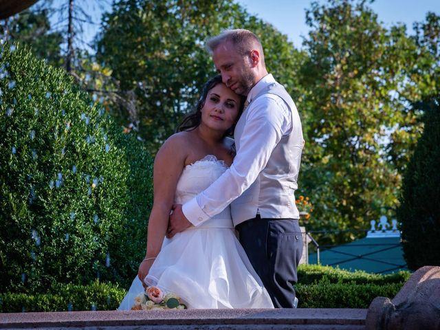 Il matrimonio di Stefano e Claudia a Besozzo, Varese 83