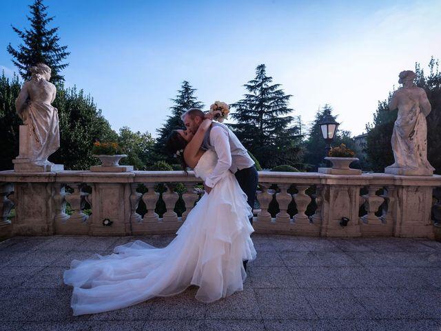 Il matrimonio di Stefano e Claudia a Besozzo, Varese 85