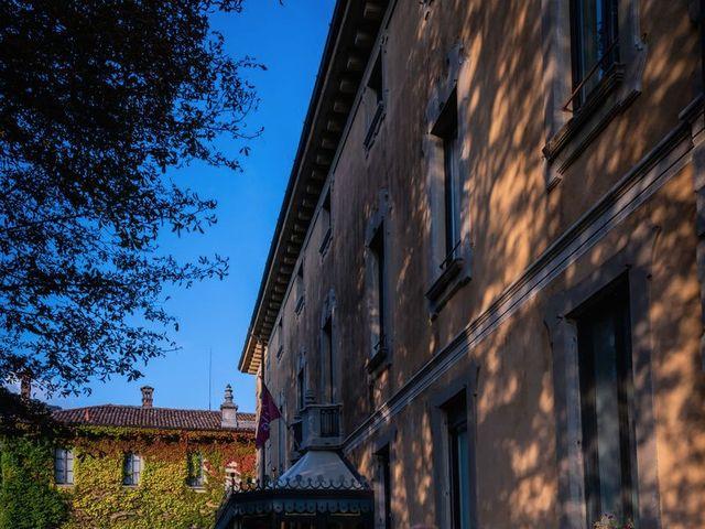 Il matrimonio di Stefano e Claudia a Besozzo, Varese 86