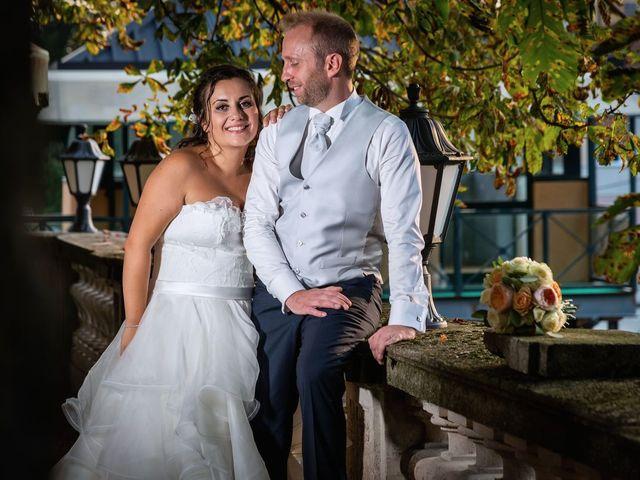 Il matrimonio di Stefano e Claudia a Besozzo, Varese 92