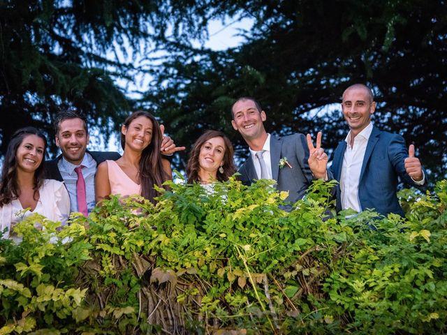Il matrimonio di Stefano e Claudia a Besozzo, Varese 93